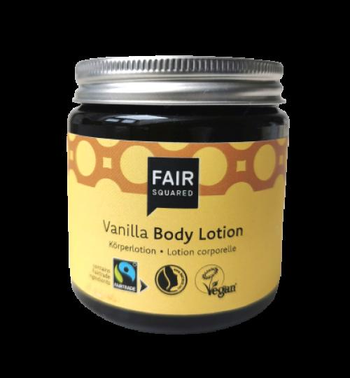 fair squarde vanilla body lotion körperlotion naturkosmetik