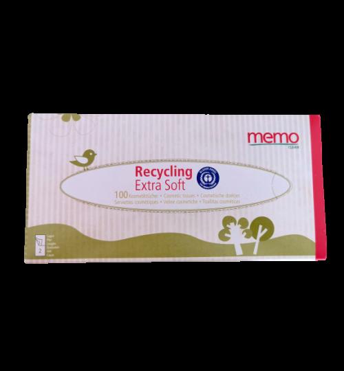 """Kosmetiktücher """"Recycling Extra Soft"""""""