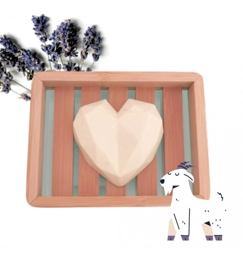 ziegenmilchseife bio Lavendel