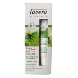 anti pickel lavera gel bio naturkosmetik