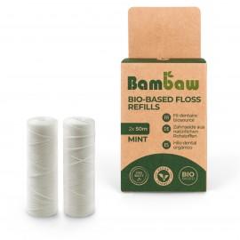 Nachfühlung - Zahnseide auf Maisbasis - Bambaw