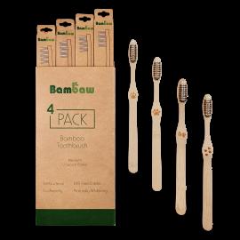 Bambus Zahnbürste – Bambaw