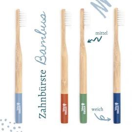 Bambus Zahnbürste – Hydrophil