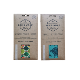 3er Pack (L) - Bienenwachstücher