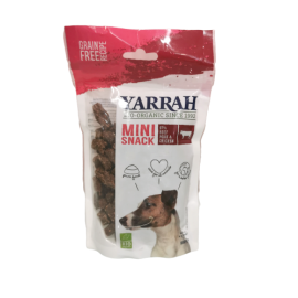 mini snack beef yarrah bio hundsnack (1)