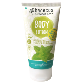 bodylotion benecos naturkosmetik minze zitronne frisch