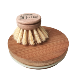 borstenkopf für reinigungsbürste holz natürlich nachhaltig eco