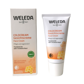 coldcream gesichtscreme weleda