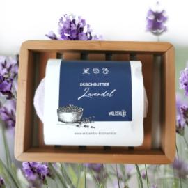 duschbutter bio lavendel wolkenlos naturkosmetik seife