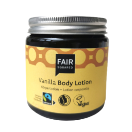 fair squarde vanilla body lotion körperlotion naturkosmetik