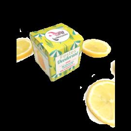 Festes Deodorant mit Palmarosa Öl