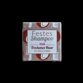 Festes Haarshampoo –Vanille-Kokos