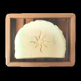 ginger lime seife wolkenlos bio naturkosmetik