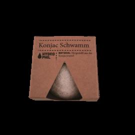 Konjac Schwamm