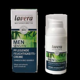 lavera feuchtigkeit creme männer men naturkosmetik sensitive