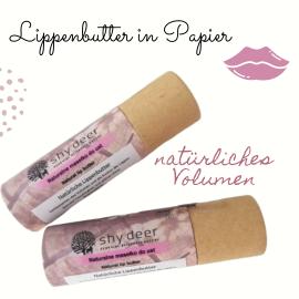 zerowaste lippenbalsam plastikfrei Naturkosmetik