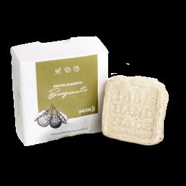 nachhaltig festes harshampoo bergamotte