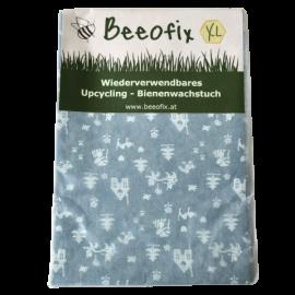 bio Baumwolle Bienenwachstuch XL