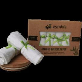 nachhaltige waschlappen aus bambus bio