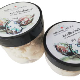 natürliche shea butter naturkosmetik