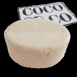 naturkosmeik bio wolkenlos duschbarren kokos