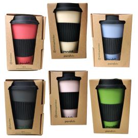 pandoo kafeebecher nachhaltig natürlich