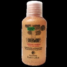 reiseflasche überwood shampoo kopfhaut pflege