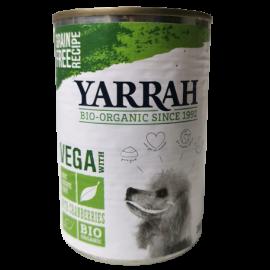 vegan hundefutter soya yarrah 400g bio (1)