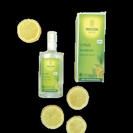 weleda citrus naturkosmetik nachhaltig