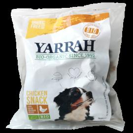 yarrah bio chicken leckerlie zum kauen hunde