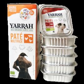 yarrah pate multipak bio hundefutter (2)