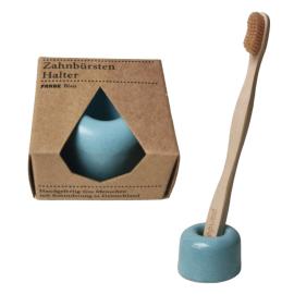 Zahnbürsten Halter – blau – Hydrophil