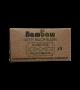 Rasierklingel aus Edelstahl – Bambaw oder Astra