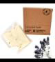 bio naturkosmetik hydrophiel lavendelseife