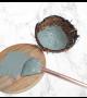 blaue tonerde maske naturkosmetik vegan