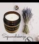 nachhaltige Lavendel - Sojawachskerze