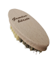 nachhaltige eco gemüsebürste aus agavenfasern