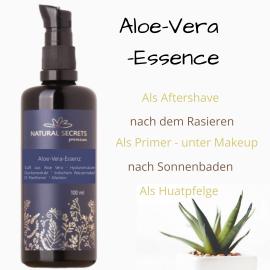 Aloe Vera Gel - Essenzen