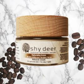 Koffein Augencreme – shy deer