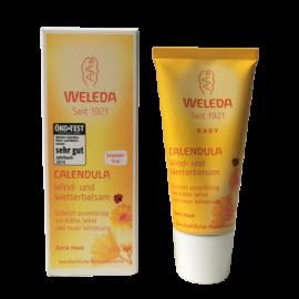 Calendula Wind & Wetter Balsam – Weleda Baby