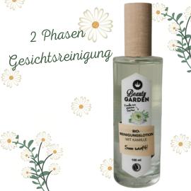 Reinigungslotion – Bio – Beauty Garden