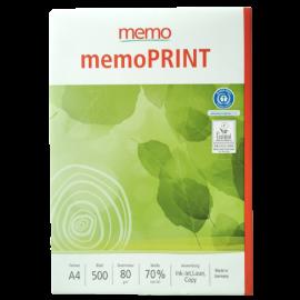 Kopierpapier - Recycling - Memo