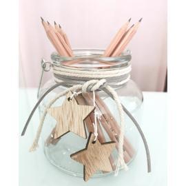 Natürliche Bleistifte - Memo