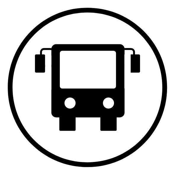 Öffentliche Verkehrsmittel - Cocoeco wie komme ich an